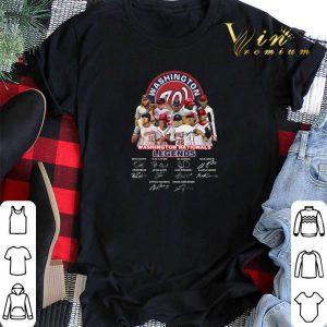 Washington Nationals Logo Legends Signatures shirt sweater