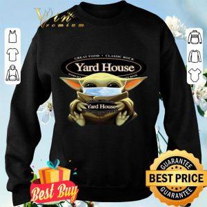 Star Wars Baby Yoda Hug Yard House Covid-19 shirt