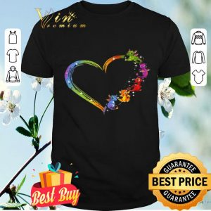 Dragon Heart Color shirt