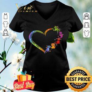 Dragon Heart Color shirt