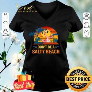 Flamingo Salty Beach Vintage shirt