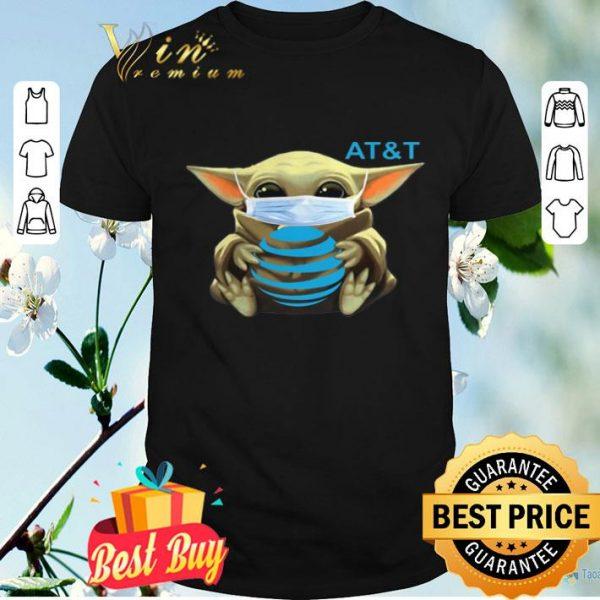 At & T Baby Yoda Coronavirus shirt