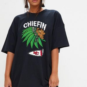 Chiefin Kansas City Chiefs St Patrick's day shirt 2