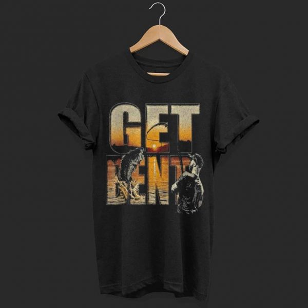 Get Bent Bass Fishing shirt