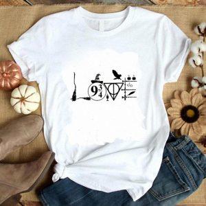 Harry Potter love shirt