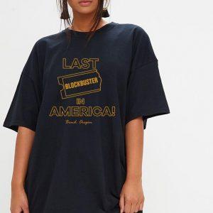 Last Blockbuster In America Bend Oregon shirt 2