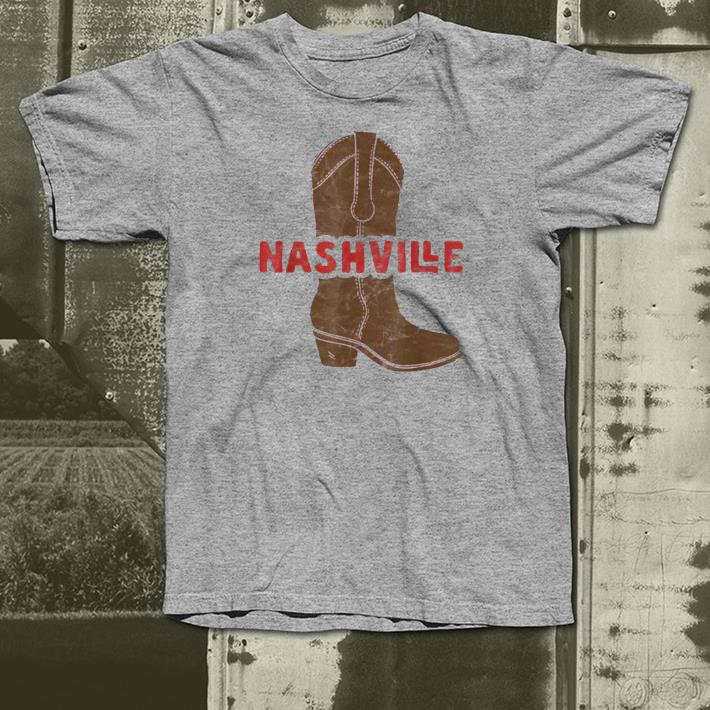 Nashville Tennessee Cowboy Boot Country Music shirt 4 - Nashville Tennessee Cowboy Boot Country Music shirt