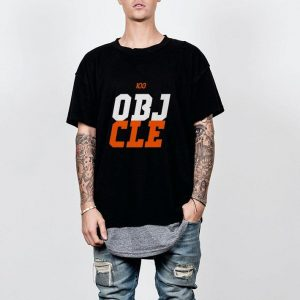 OBJ to Cleveland shirt