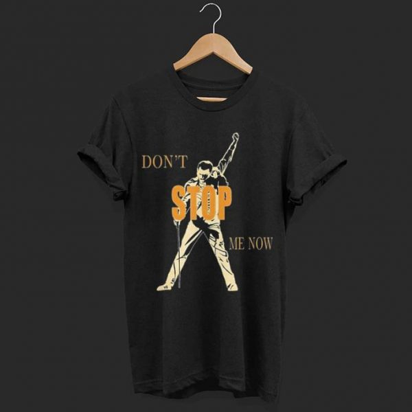 Queen inspired Don't stop me now shirt