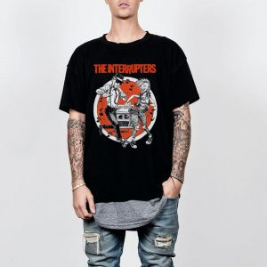 The Interrupters shirt
