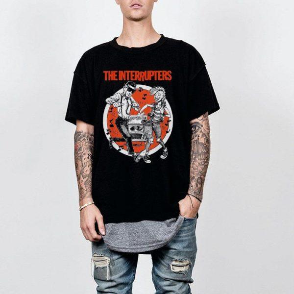 The Interrupters shirt
