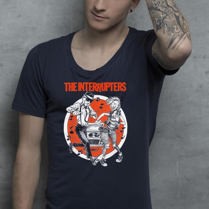 The Interrupters shirt 4 - The Interrupters shirt
