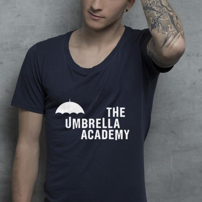 Umbrella Family Academy shirt 4 - Umbrella Family Academy shirt