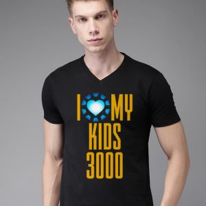Dad i love my kids 3000 shirt