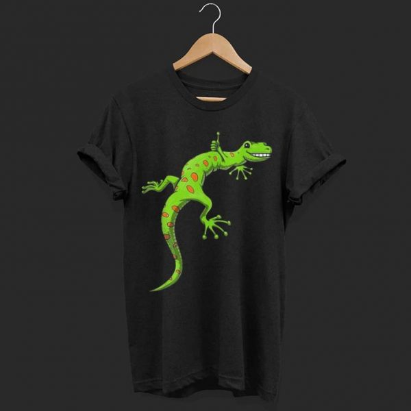 Gecko Lizard Pet Reptile shirt