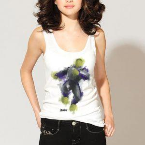 Marvel Avengers Endgame Hulk Spray Paint Pose shirt 2