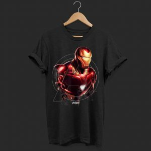 Marvel Avengers Endgame Iron Man shirt