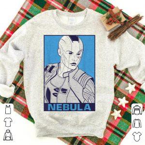 Marvel Avengers Endgame Nebula Pop Art shirt