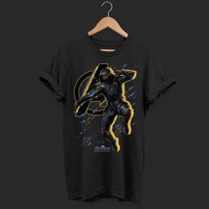 Marvel Avengers Endgame Ronin Splatter Pose shirt