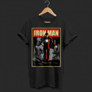 Marvel Iron Man Rise From The Ashes shirt