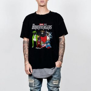 Marvel avenger Boxer shirt