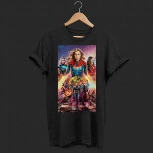 Marvel avenger endgame shirt