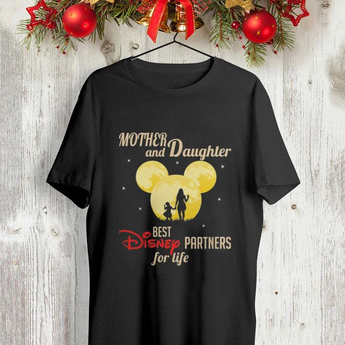 Mother and daughter best Disney partners for life shirt 4 - Mother and daughter best Disney partners for life shirt