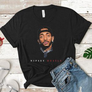 Nipsey Hussle rest in peace Having Strong Enemies is a Blessing shirt