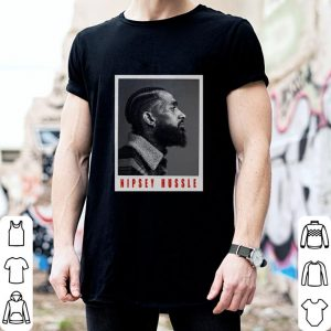Nipsey Hussle shirt
