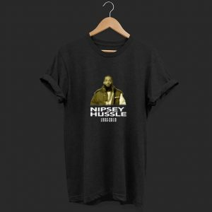 Rip Nipsey Hussle 1985 - 2019 shirt