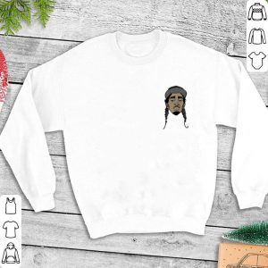 Rip Nipsey Hussle inside tiny pocket shirt