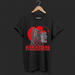 king gizzard and the lizard wizard shirt
