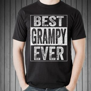 Best Grampy Ever -Fathers Day shirt
