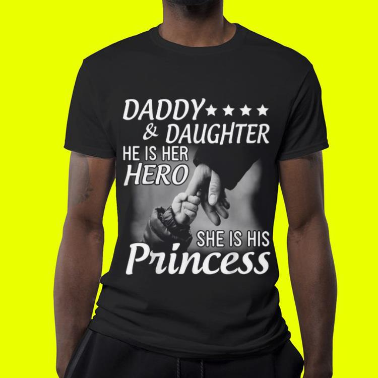 Daddy Daughter He Is Her Hero She Is His Princess Father Day 4 - Daddy & Daughter He Is Her Hero She Is His Princess Father Day