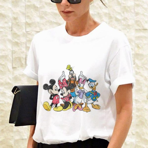Disney Mickey Mouse and Friends shirt