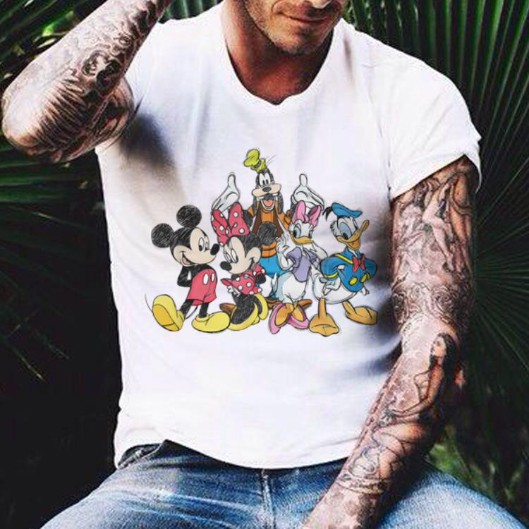 Disney Mickey Mouse and Friends shirt 4 - Disney Mickey Mouse and Friends shirt