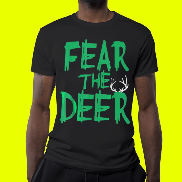 Fear The Deer Milwaukee Basketball Bucks shirt 4 - Fear The Deer Milwaukee Basketball Bucks shirt