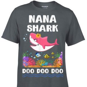 Nana Shark Family Doo Doo Doo shirt
