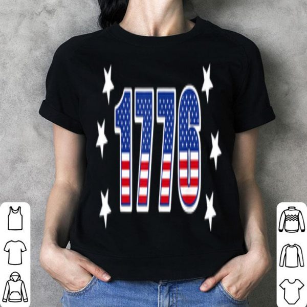 1776 Independence Day Fourth Of July shirt