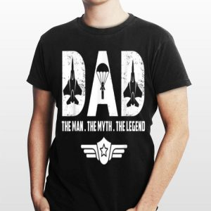 Air Force Dad Papa t for Father's day gift shirt