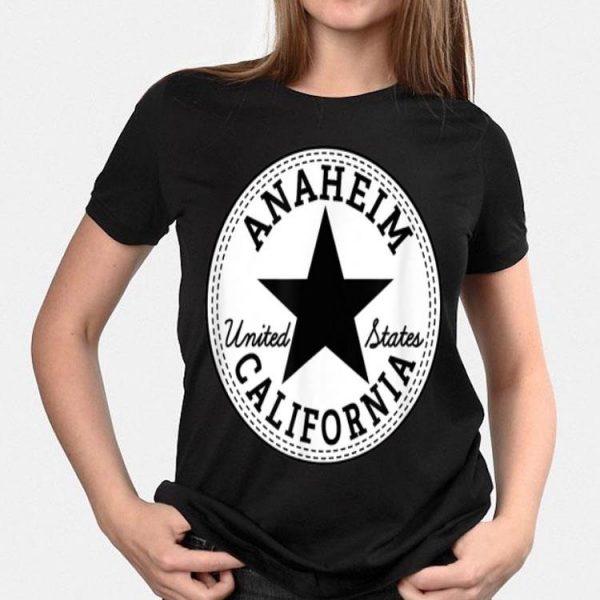 Anaheim California United States Surfer Street shirt
