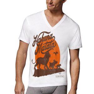 Disney The Lion King Simba Timon And Pumba Hakuna Matata shirt