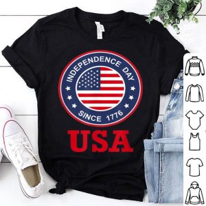 Happy Independence Day Usa July 4th shirt