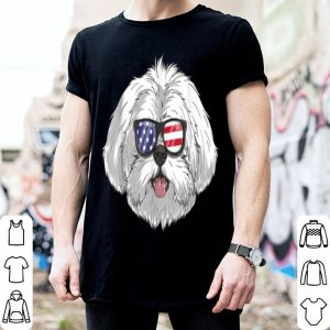 Shih Tzu Dog Patriotic Usa 4th Of July American shirt