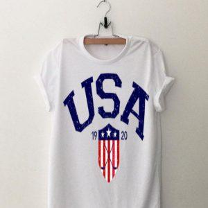 Vintage Usa National Hockey shirt