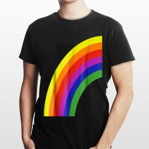 Wonderful Rainbow Colorful Graphic shirt