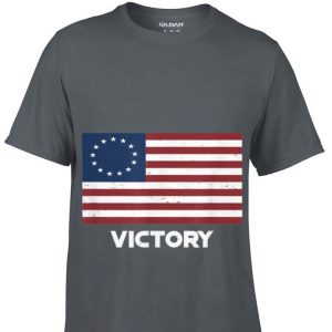 13 Star Betsy Ross Flag Victory For 4th Of July Sweater