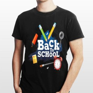 Back To Shool for Kids and Teacher 5 shirt
