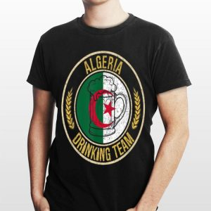 Beer Algeria Drinking Team Casual shirt
