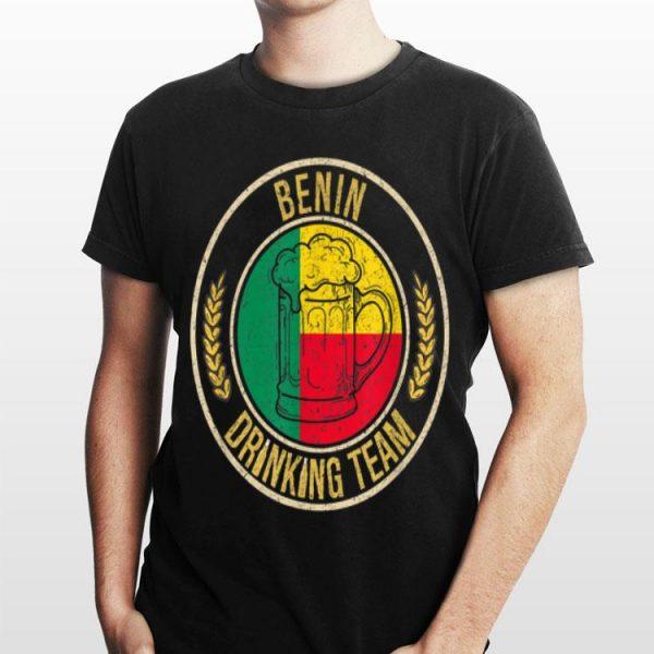 Beer Benin Drinking Team shirt